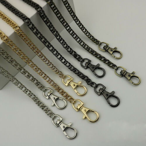 Metal Replacement Chain Strap For Women Shoulder Bag Handag Crossbody Bag Purse