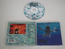 NIRVANA/NEVERMIND(GEFFEN GED24425) CD ALBUM