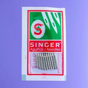 10-Singer-Universal-Naehmaschinennadeln-2020-Staerke-70-10