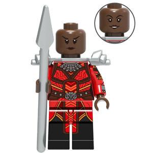 █ Buy 2 Get 1 Free █ Ayo Black Panther Custom Mini Figure Kids X0194 880