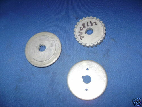 29783A 2 Mercury Outboard Drive Pulley