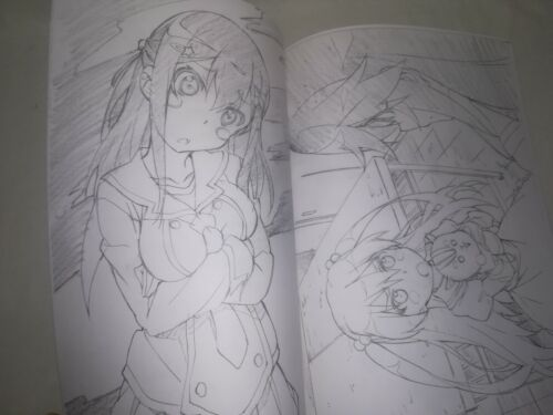 """WINTER /"""" ART BOOK Doujinshi STRIKE WITCHES,Others /"""" AIK SOLE 2014"""