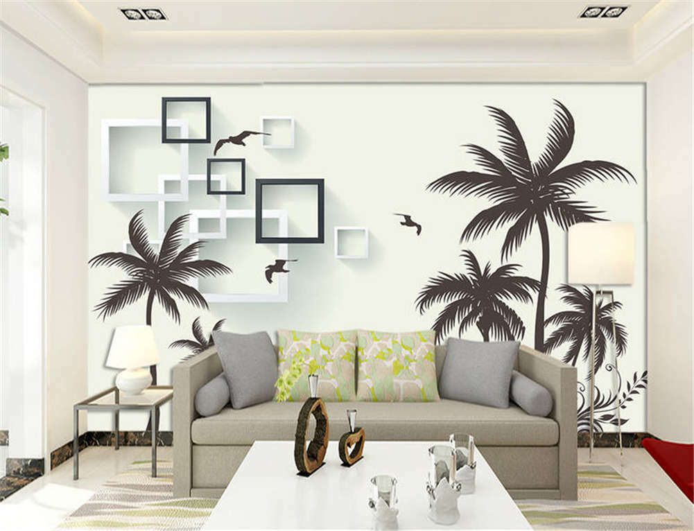 Patulous Ripe Tree 3D Full Wall Mural Photo Wallpaper Printing Home Kids Decor