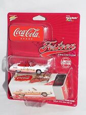 Johnny Lightning Coca-Cola Festoon Collection w/ Tin #10 1973 Cadillac Eldorado