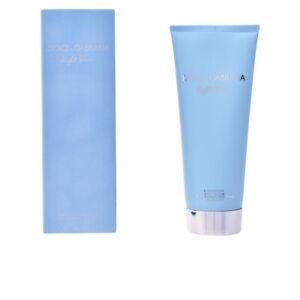 Cosmetica-Dolce-amp-Gabbana-mujer-LIGHT-BLUE-POUR-FEMME-body-cream-200-ml