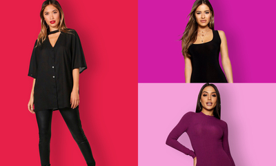 boohoo Tops & Dresses - up to 60% off