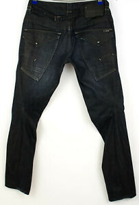 G-STAR RAW Women Exper Tapered Jeans Size W28 L32