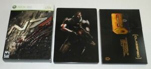 Mass-Effect-2-Collector-039-s-Edition-Xbox-360-COMPLETE-Game-N7-Limited-Comic-NTSC