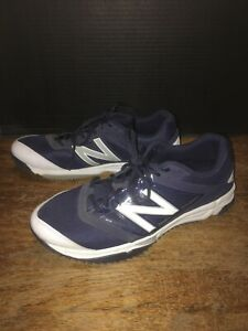 Turf Shoes Blue and White T4040v3 Size
