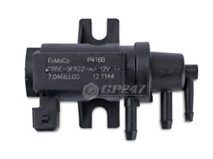 Details about New Genuine Turbo Boost Pressure Solenoid Valve FORD  CB5E-9E822-AA / 7 04663 00