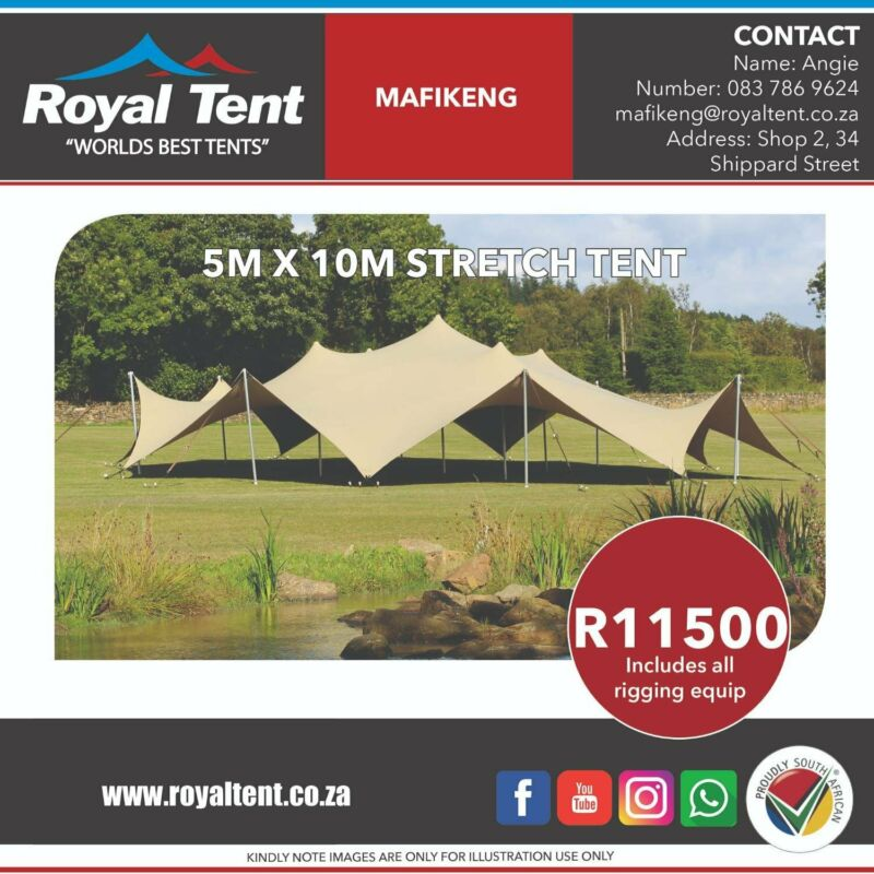Stretch tent Clearance Sale Now On!!!