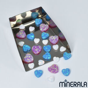WHOLESALE-SYNTHETIC-OPAL-HEART-BEAD-VERTICAL-FULL-DRILL-VARIOUS-SIZES