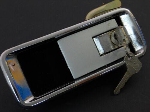 maniglia porta satinata anteriore sinistra fiat 132 handle door Türgriff