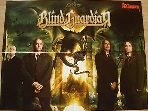 Blind Guardian ___ 1 Poster/POSTER ___ Size: 45 cm x 58 cm