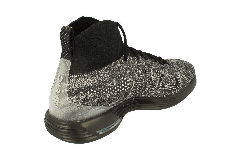 Nike Lunar Magista II Fk Fc Mens Sneakers Hi Top Trainers 876385 Sneakers Mens Shoes  001 3c5be3