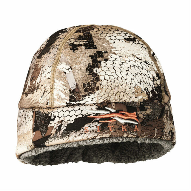 ef5bcbec37f Sitka Gear Boreal Gore Windstopper Beanie Optifade Waterfowl One Size Fits  All