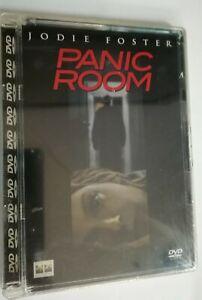 PANIC-ROOM-con-J-FOSTER-da-collezione-sigillato-jewel-box