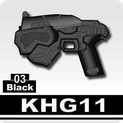 SGX17 Pistol 9mm compatible with toy brick minifigures Army SWAT