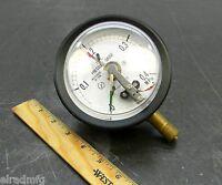 Migishita Seiki Pressure Gauge 0.4 Mpa 307258