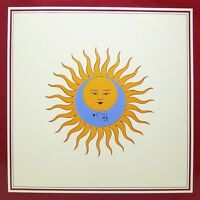 King Crimson Larks' Tongues In Aspic 200g Remastered Sealed Vinyl Record Lp