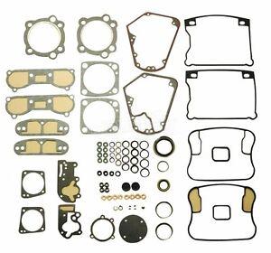 Kit Juntas De Motor Para Harley-Davidson Evolution /'92-/'99 Engine Gasket Kit