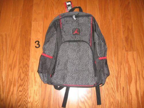 NIKE AIR JORDAN Jumpman Backpack LAPTOP Bag   NWT