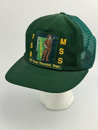 The Green Mountain Boys 158 MSS Militia Vermont Sn