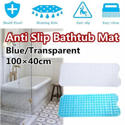 Full Coverage Non Slip Bath Tub Mat Anti Slip Non Skid Extra Large Shower Mat
