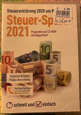 STEUER SPARER 2021 für Steuererklärung 2020 - Neu und noch ...