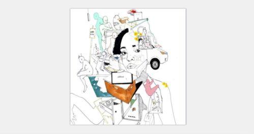 Z-141 NoName Room 25 Hot Music Album Cover Silk Poster 16x16 24x24
