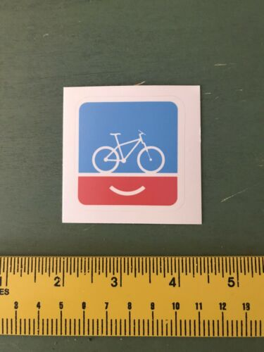 People For Bikes Sticker Cycling