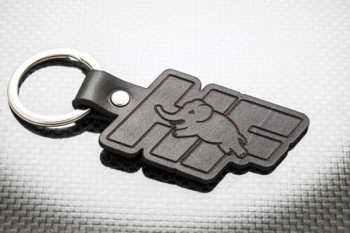 Lancia HF Integrale Leder Schlüsselanhänger,Schlüsselanhänger Schlüsselring