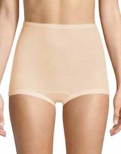 Bali Panty Underwear Panties Nylon Freeform Extra full cut Elastic Waist & Legs