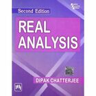 Real Analysis 9788120345218 by Dipak Chatterjee Paperback