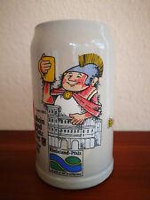 Rheinland Pfalz Tag 1985 - Maß Bier Krug - Beer Mug - chope à bière - 1 Liter