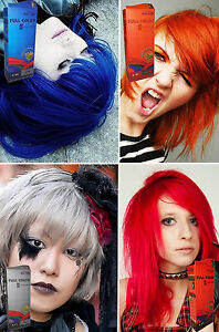 Starlist-Hair-COLOR-Permanent-Hair-Dye-Cream-Goth-Emo-Cosplay-Punk-Rock-PREMIUM