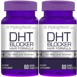 2-BOTTLES-DHT-BLOCKER-FOR-MEN-amp-WOMEN-HAIR-LOSS-DIETARY-SUPPLEMENTS-120-TABLETS