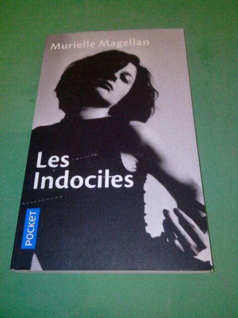 Les Indociles - Murielle MAGELLAN - Pocket