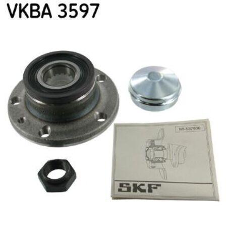 RADLAGERSATZ SKF Roulement de roue phrase wheel bearing arrière avant VKBA 3597
