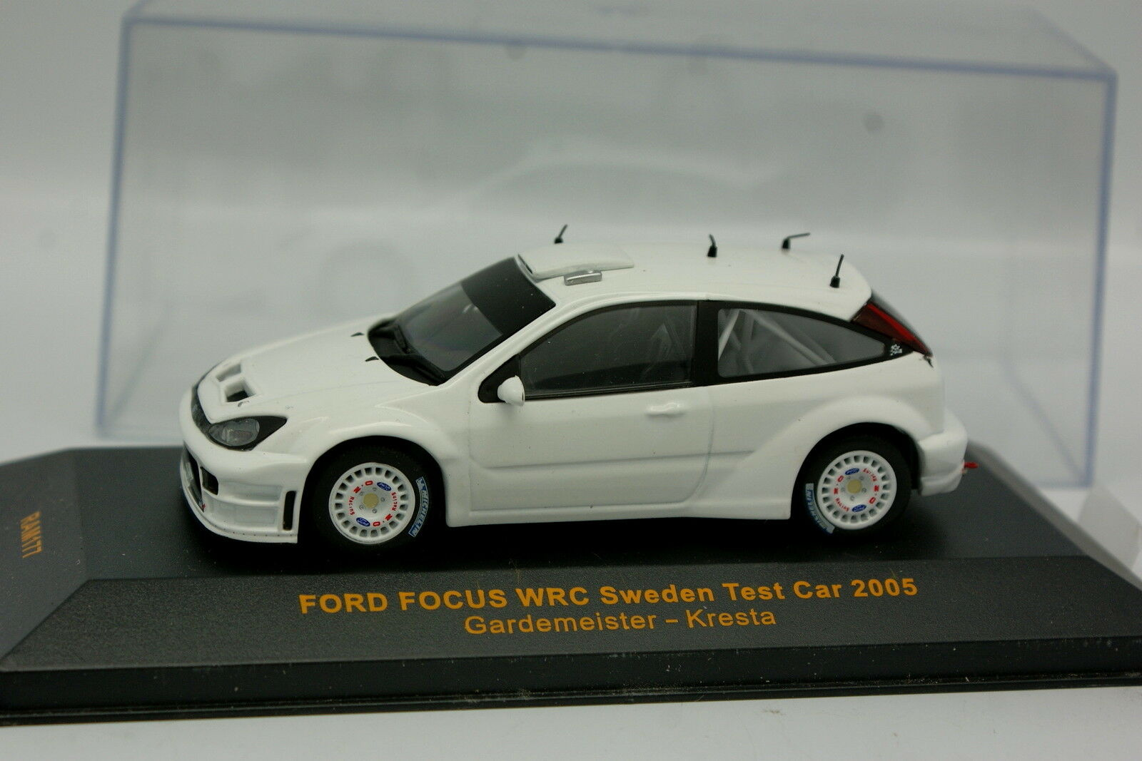 Ixo 1 43 - Ford Focus WRC Test Car Sweden 2005 Gardemeister