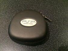 Official PSP UMD Carry Case - Black - Sony PSP