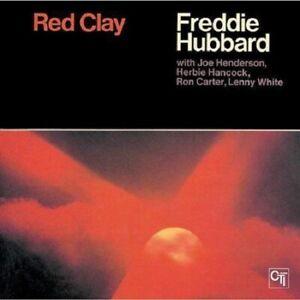 Original Lp Freddie Hubbard Red Clay CTI 6001, Tested/Working