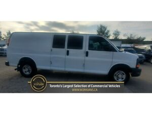 2014 Chevrolet Express G2500 - 4.8L V8 Gasoline - Extended Wheel Base