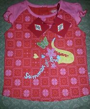 Oilily Krit top size 86 NEW rrp £34.90
