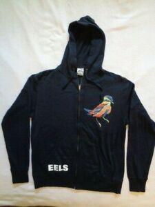 Vintage Eels Hoodie Size Medium Authentic Eels Band Merchandise New Old Stock Ebay