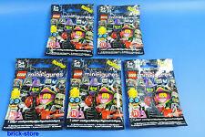 LEGO® MONSTER SERIE 14 (71010)  5 Pack / neu / Original Verpackt