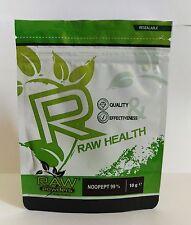 NOOPEPT 10 grams pure powder nootropics MENTAL FOCUS, MOTIVATION & CREATIVITY