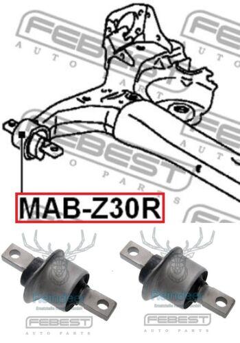 Nouveau Kit De Réparation Essieu Arrière Mitsubishi Colt z30 et Smart Forfour pour OE z