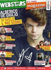 Webstars 2016 5 marzo#Alberico De Giglio,qqq