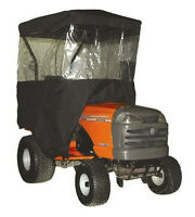Husqvarna Standard 3-sided Lawn Tractor Snow Cab Thrower Protection on sale